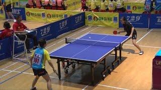 Hải Dương: Giải vô địch bóng bàn toàn quốc Báo Nhân Dân xác định các đội vào tứ kết
