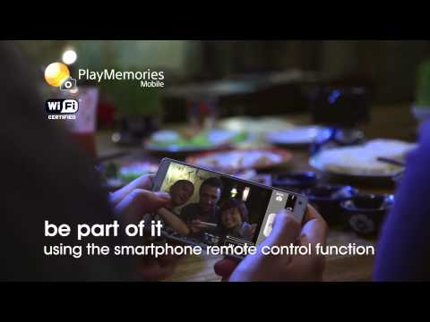 Sony Cyber-shot HX50V Concept Video (HD)