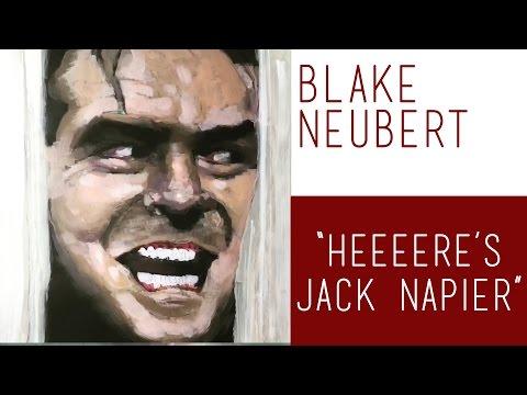 Heeeere's... Jack Napier
