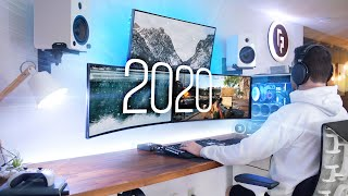 My 2020 INSANE Gaming Setup / Studio Tour!