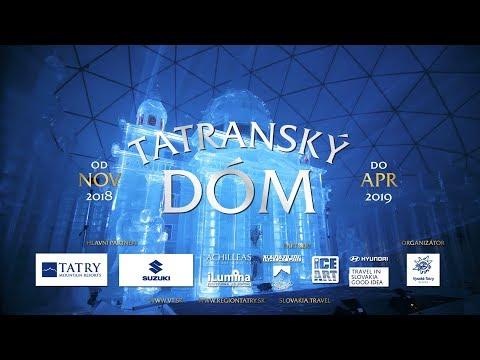 Tatrzańska Świątynia Lodowa 2018/2019 - © TMR, a.s.