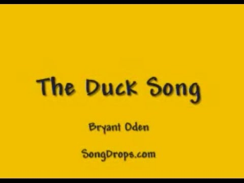 The Duck Song: The original video that started it all!