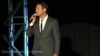 Ariel Rivera live in Sydney part 1