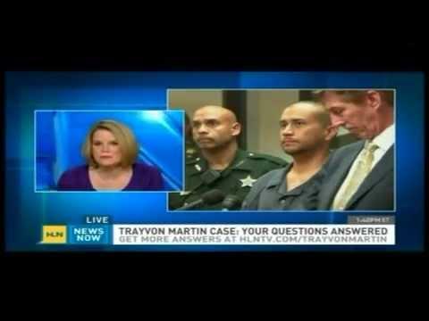 Meg Strickler on HLN discussing #trayvonmartin April 13, 2012