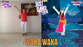 shakira waka waka this time for africa just dance - मुफ्त