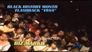 Jay-Z & Biz Markie - Freestyle (1994 Live)