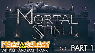 Mortal Shell (The Dojo) Let's Play - Part 1
