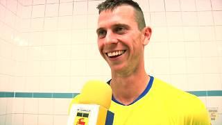 Reactie Robert Mühren na afloop van FC Volendam - SC Cambuur (0-4)