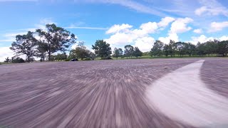Low Riding at the Fields - FPV Freestyle and Scraping Pavement