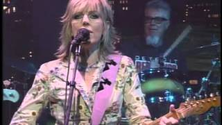 Lucinda Williams - Changed the Locks live on Letterman 2005