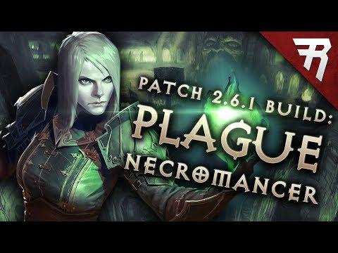 Diablo 3 2.6.1 Necromancer Build: Pestilence GR 111+ (Guide, Season 12 PTR)