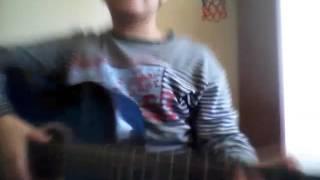 Samanyolu Ve Yıldızların Altında Şarkıları Gitarla Çalımı (Notalar Aşağıda)