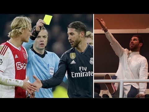 Why Sergio Ramos is the main reason for Real Madrid's Champions League elimination - Oh My Goal (видео)