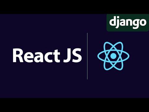 Django + React Ecommerce Project Series Tutorial 2 (adding react bootstrap & making components ) thumbnail