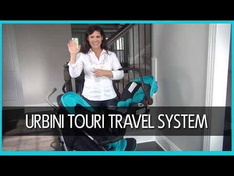 BG Review: Urbini Touri Stroller Travel System