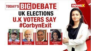 United Kingdom General Elections: Pakistan Love Drowns Jeremy Corbyn, Conservatives win 364 Seats