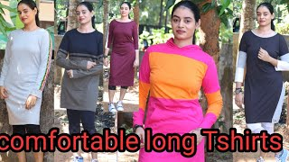 Non sponsored||comfortable long T shirts ||online shopping superb long T shirt
