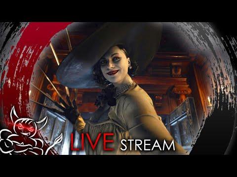 Resident Evil: Village - Привет Лолита  я твой  Саша [Стрим]