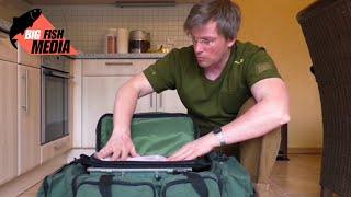 Angeltasche packen - Karpfenangeln - ECHT! -Teil 5