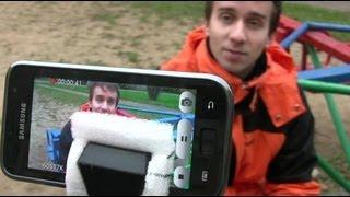 Как качественно снимать видео на телефон, а?