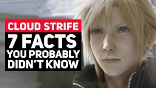 7 Cloud Strife Facts You Probably Didn't Know