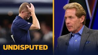 Skip Bayless on the Titans disrespecting the Cowboys' star   NFL   UNDISPUTED