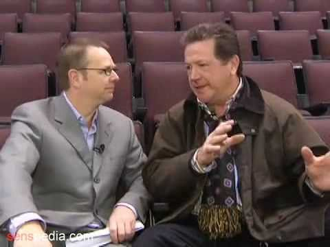 SensTV: Denis Potvin Interview, November 18, 2010