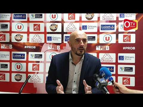 Conférence de presse Germain Castano – Final Pro 23 juin 2019
