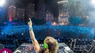 David Guetta - Miami Ultra Music Festival 2014