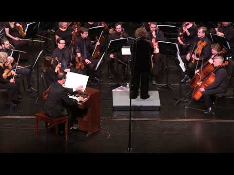 Austin Civic Orchestra Performing 1712 Overture by P.D.Q. Bach