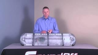 SoundOff Signal Magnum LED Lightbar - OzLED