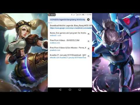 Install Mobile Legends MOD - Latest Version - смотреть онлайн на Hah