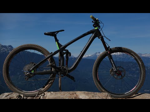 Bike Check - NSBikes snabb carbon