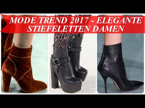 Mode trend 2017   elegante stiefeletten damen