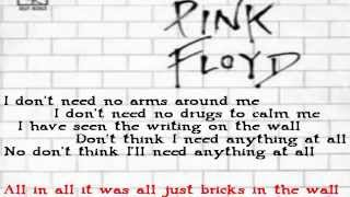Pink Floyd - Another Brick in the Wall - All Parts (best audio)