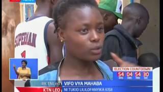 KTN LEO : Vifo vya Mahaba kisii