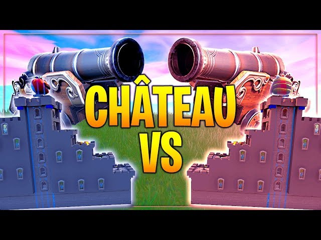 2D - Défense/ Attaque Château
