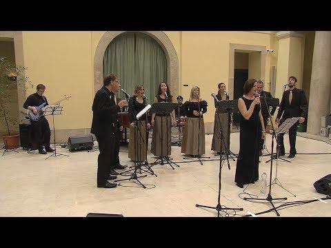 Adventi koncertek a Városházán 2017 - A lélek hangjai - video preview image