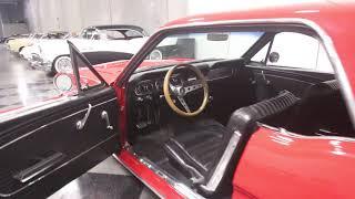 3887 ATL 1966 Ford Mustang