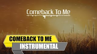 Gambar cover Aoi - Comeback To Me (Feat. Sonafmey) [Official Instrumental]