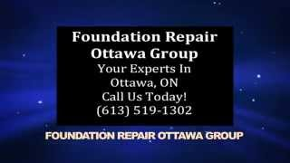 preview picture of video 'Foundation Crack Repair | Ottawa ON | 613 519-1302'