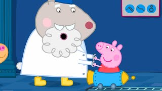 Peppa Pig Official Channel   Peppa Pig's Dangerous Science Experiment with Grampy Rabbit