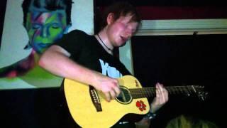 Ed Sheeran - Firefly at Mad Ferret Preston