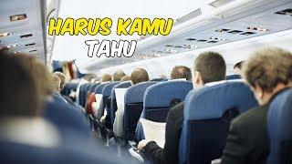 Etika Penumpang Pesawat Berdasarkan Tempat Duduk: Kursi Dekat Jendela, Tengah, dan Lorong