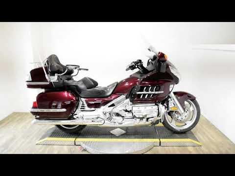 2007 Honda Goldwing GL 1800 PM7 in Wauconda, Illinois - Video 1