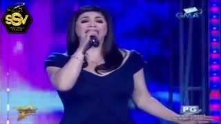 LOVE STORY (Where Do I Begin) - Regine Velasquez & Gerphil Flores (Superb Performance)