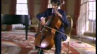 Beethoven Op.5 No.2 by Colin Carr and Jeremy Menuhin