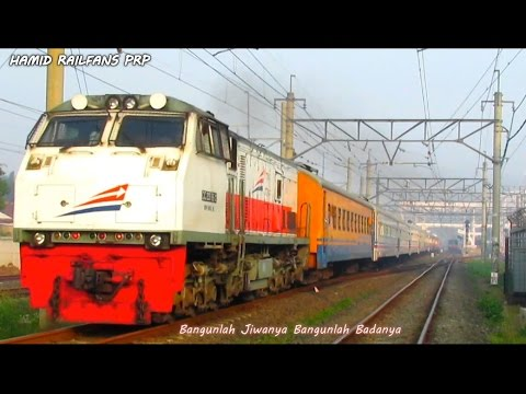 Indonesian Railway Compilation - INDONESIA RAYA