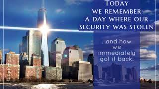 9-11 us a day where we remember how our security was stolen...