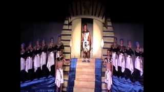 Joseph - Poor Poor Pharoah's Dream Explained / Stone The Crows - El Dorado Adventist School